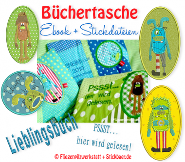 Ebook Büchertasche