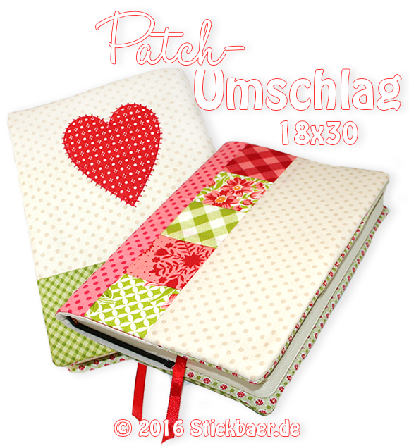 Patchwork Cover ITH
