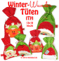 Winter Wonder Bags ITH 5x7""
