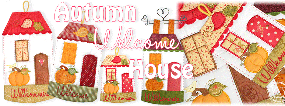 Autumn Welcome House