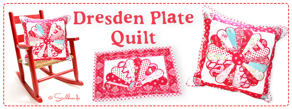 Dresden Plate Quilt