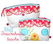 Big Dreamhousebag ITH 7x12""