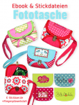 Ebook & Embroidery Files - Camera Pouch German