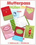 Maternity Card Envelope ITH