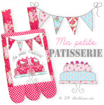 Ma petite Patisserie ITH 20x30