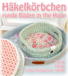 "Crochet Basket Base 5x7"" + 7x12"""