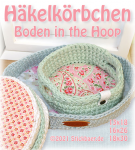 Crochet Basket Base