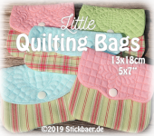 Little Quiltingbags ITH