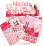 Needle Case Set 2 - 13x18+16x26+18x30