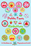Petits Fours Little Buttons