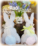 Rudi Rabbit all 3 sizes