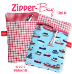 Zipper Bag 13x18