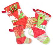 Christmas Stocking 1 - 8x12