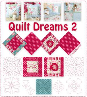 Quilt Dreams 2 all 3 sizes