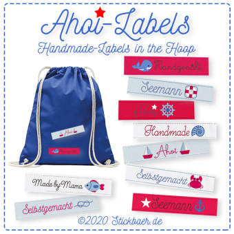 Ahoi Labels