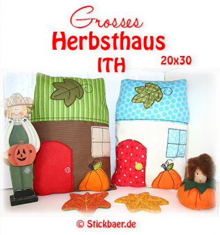 Großes Herbsthaus ITH