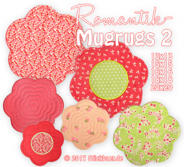 Romance Mugrug 2 all 5 sizes