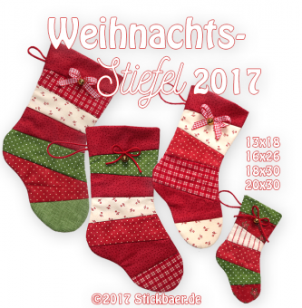 Christmas Stocking 2017