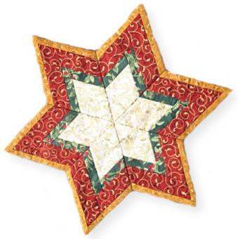 """Quilt Star ITH 5""""x7"""""""