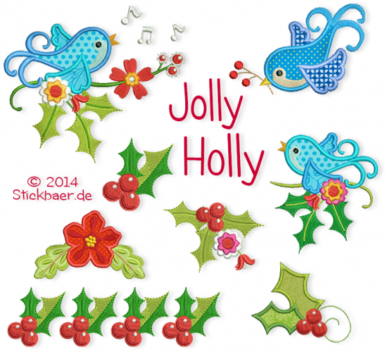 Jolly Holly