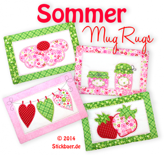 Sommer Mugrugs ITH 18x30