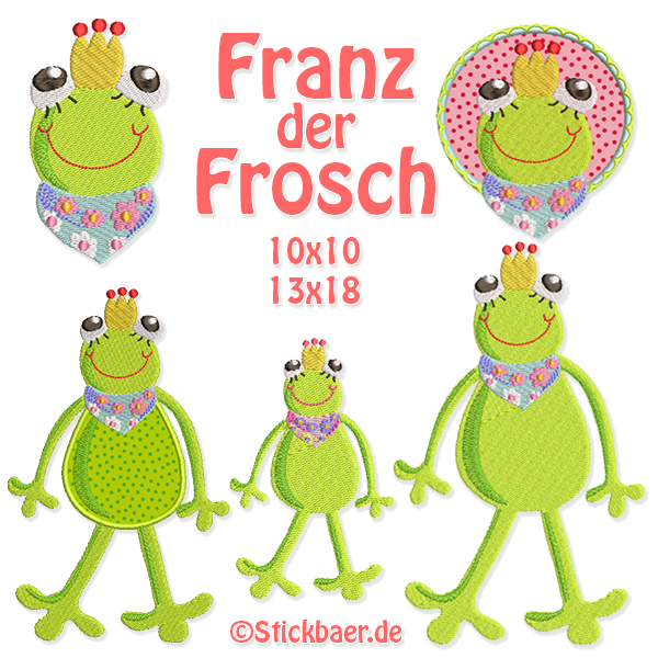 Franz the Frog