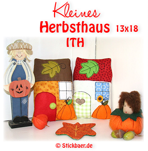 Kleines Herbsthaus ITH