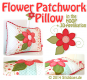Flower Patchwork Pillow 20x30  8x11