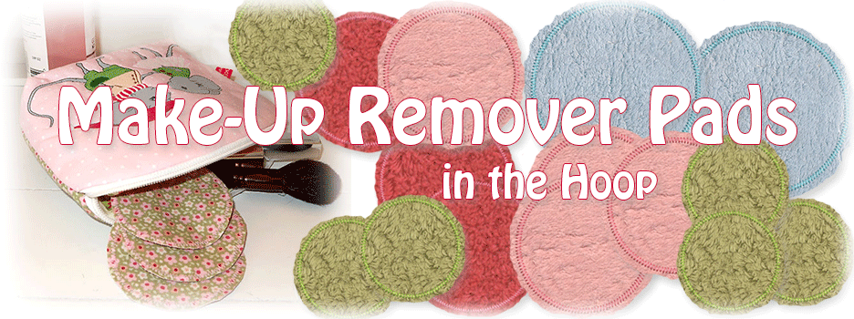 Make-Up Remover Pads