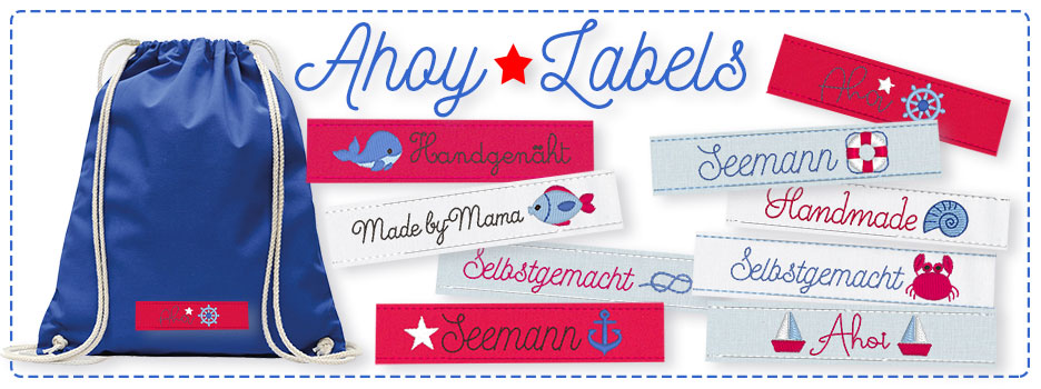 Ahoy Labels