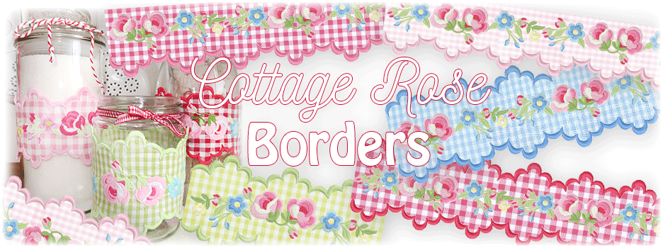 Cottage Rose Borders