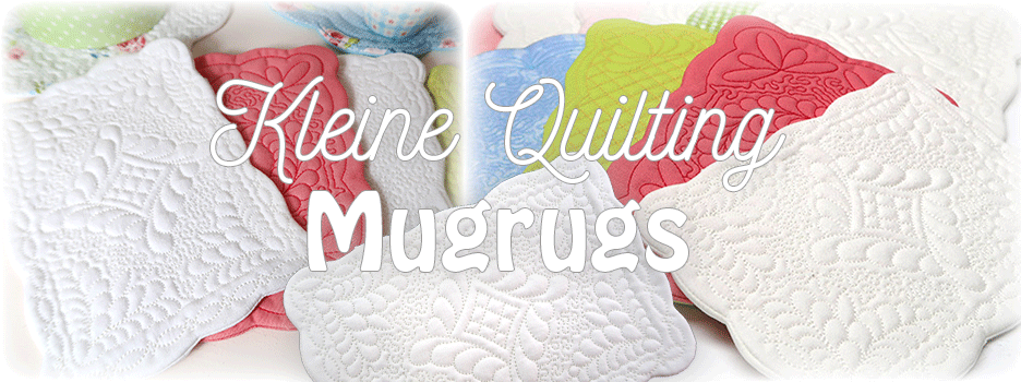 Little Quilting Mugrugs ITH