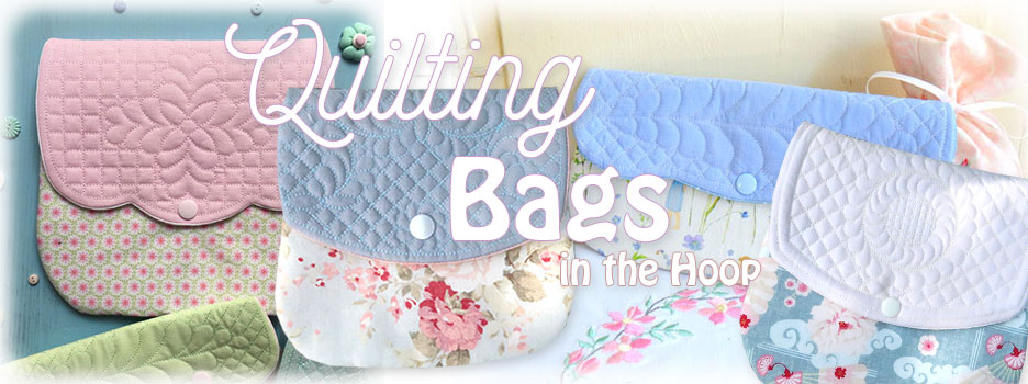 Quilting Bags ITH