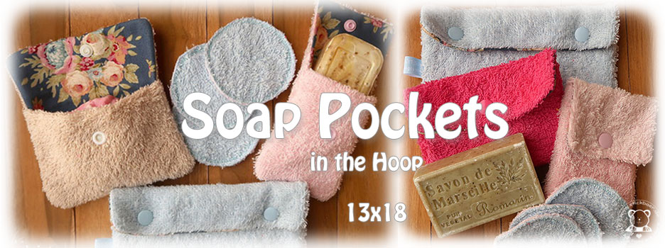Soap Pockets ITH