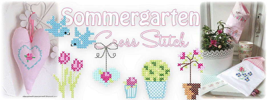 Sommergarten Cross Stitch